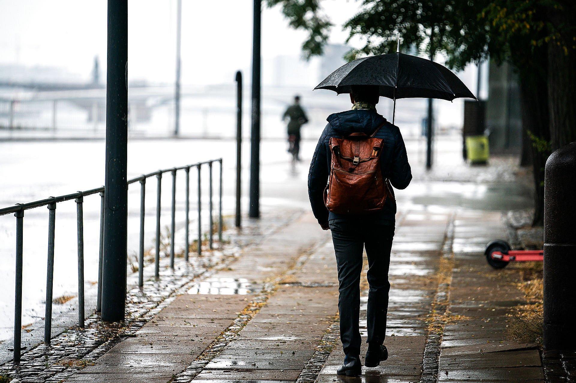 Vådt i denne uge, måske rigtig vinter igen...